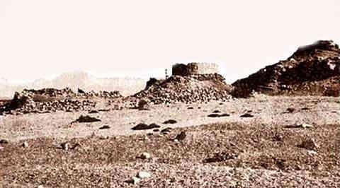 Watungasta, el Torreón en 1925