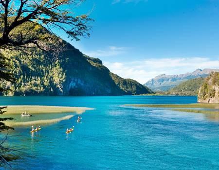 Sitio UNESCO, Parque Nacional los Alerces