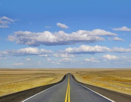 Route 40 Patagonia