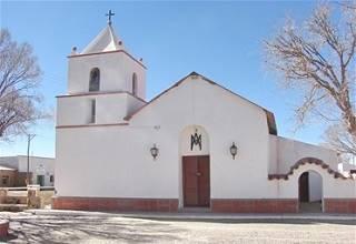 view of the chapel at Cienaguillas Jujuy
