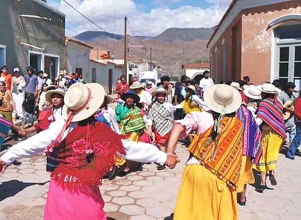 Carnaval en Humahuaca