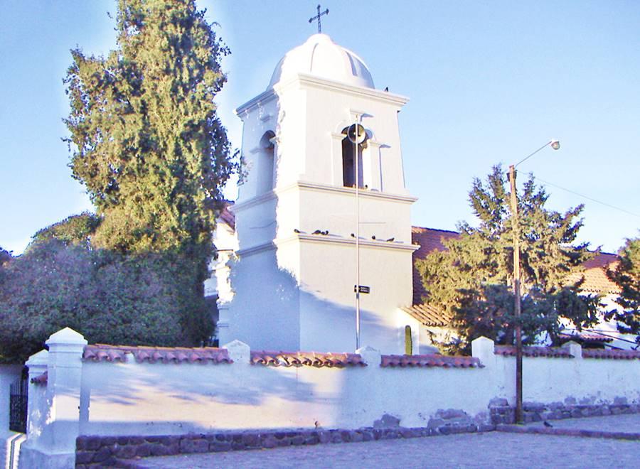 Catedral de Humahuaca, MHN
