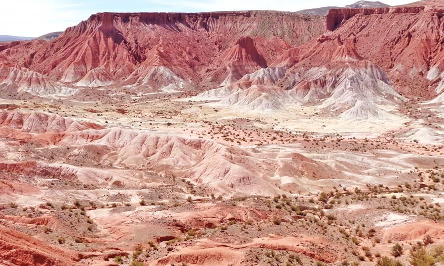 Mars Valley Cusi-Cusi Jujuy
