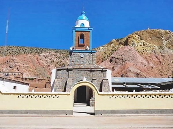 Iglesia de Coranzuli, Ruta 40 Jujuy