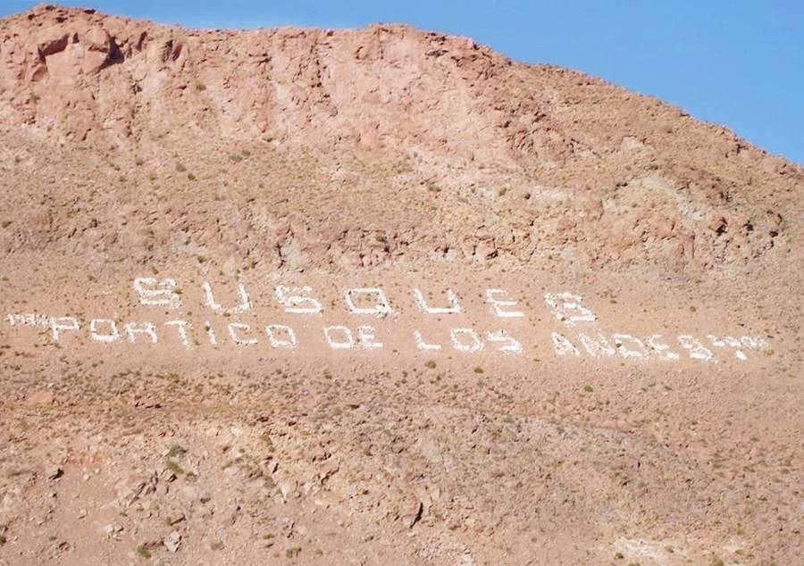 """Susques """"Pórtico de los Andes"""""""