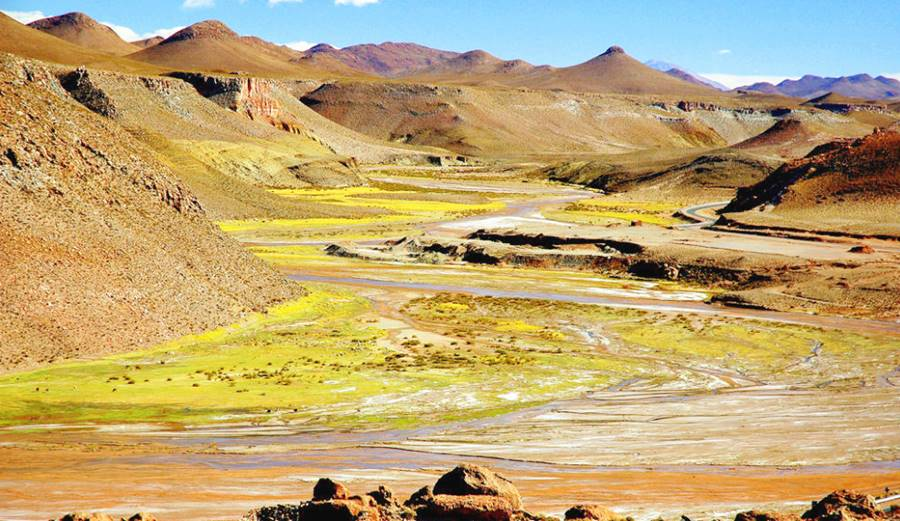 Río Pastos Chicos, Susques