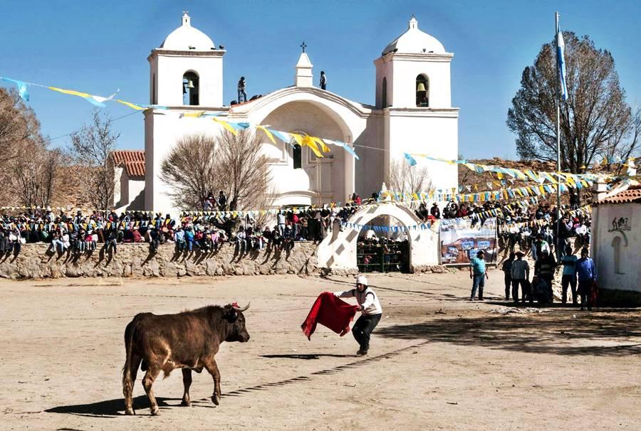 Corrida de Toros en Casabindo, Jujuy