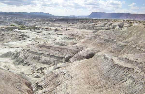 Chañares Formation in  Ischigualasto