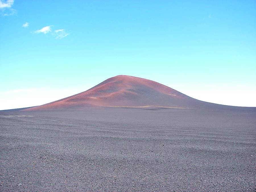 Cerro Morado volcano, Ruta 40, Mendoza