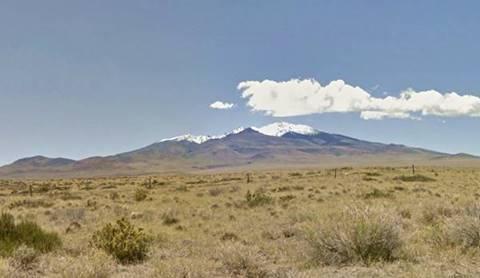 Volcán Nevado volcano