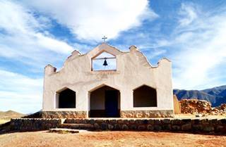 Church at El Trigal