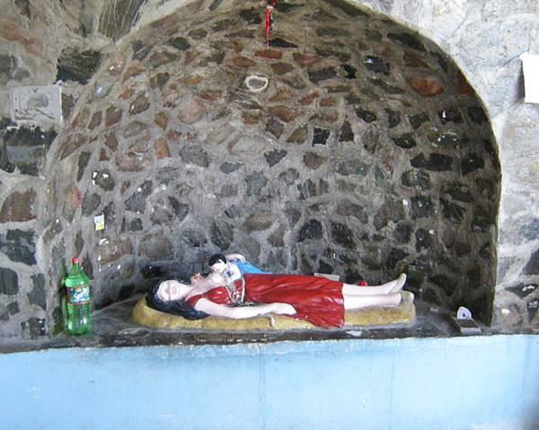 Santuario de la Difunta Correa, Vallecito