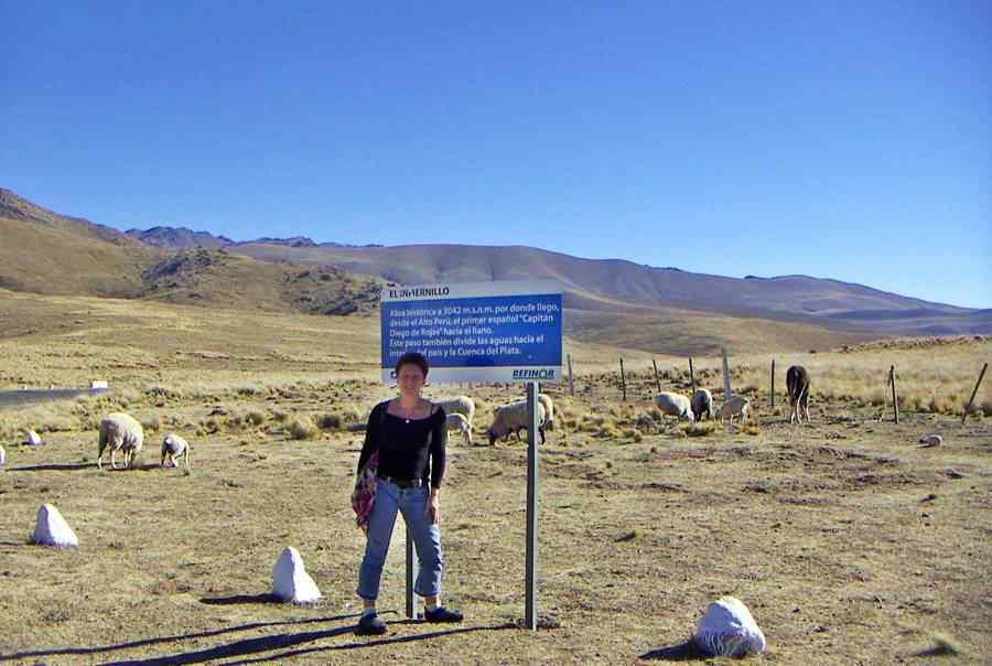 Abra El Infiernillo Tafí del Valle, Tucumán
