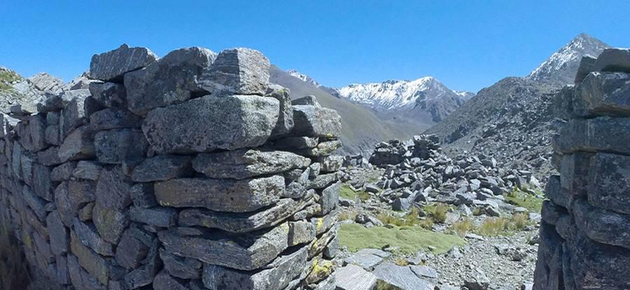 Ruinas incaicas de La Ciudacita