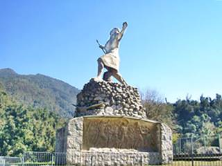 Monumento al Indio, Quebrada de los Sosa, Tucumán