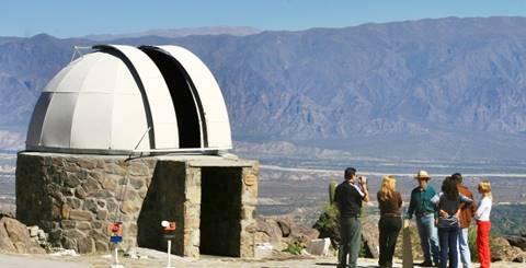 Observatorio Astronómico de Amipampa, Tafí del Valle